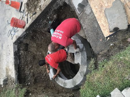 Drainage Installation and Repair